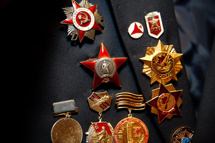 Продать медаль