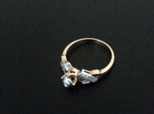 Продать золотое кольцо
