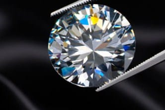 Драгоценности с бриллиантами