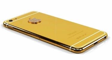 Появился роскошный iPhone 6 за 48,5$ млн
