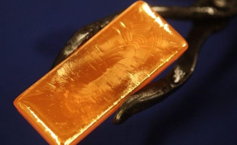 Как изготавливают золото