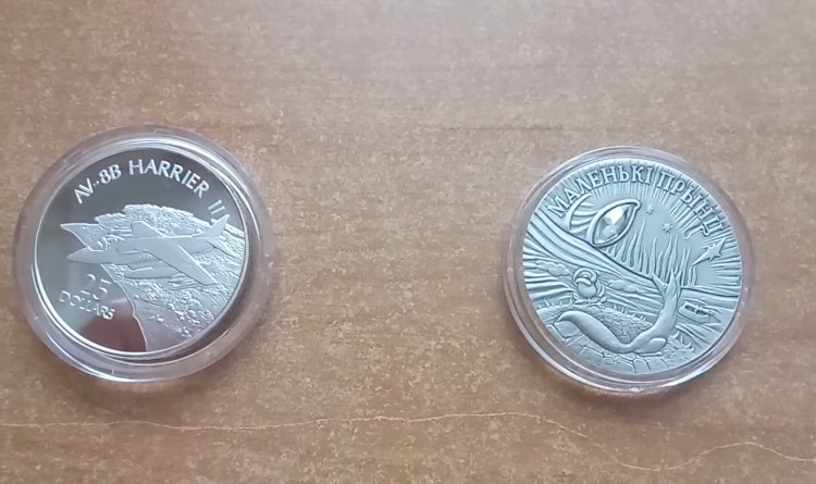От каких факторов зависит ценник на продажу серебряных монет?